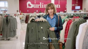 Burlington TV Spot, \'Your Coat Headquarters\'