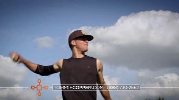 Tommie Copper TV Spot, 'Wearable Wellness: The Difference' - Thumbnail 8