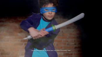 Teenage Mutant Ninja Turtles Ninja Build N' Battle TV Spot, 'Combat Gear' - Thumbnail 2