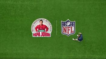 Papa John's Philly Pizzas TV Spot, 'Make the Field' - Thumbnail 8