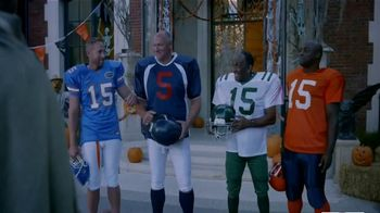 Nissan TV Spot, 'Heisman House: Teboween' Featuring Tim Tebow [T1] - 12 commercial airings