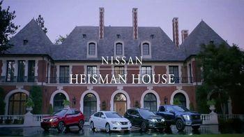 Nissan TV Spot, 'Heisman House: Teboween' Featuring Tim Tebow [T1] - Thumbnail 1
