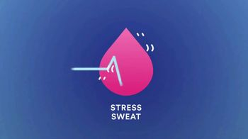 Secret TV Spot, 'Stress Sweat' - Thumbnail 6