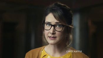 Credit Karma TV Spot, 'Checking Very Quietly'