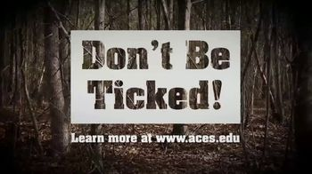 Alabama Cooperative Extension System TV Spot, 'Don't Be Ticked!' - Thumbnail 7