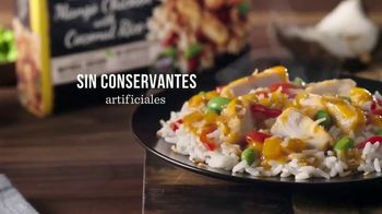 Lean Cuisine Marketplace Mango Chicken TV Spot, 'Fenomenal' [Spanish] - Thumbnail 7