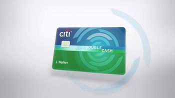 Citi Double Cash Card TV Spot, 'Work It Out' - Thumbnail 5