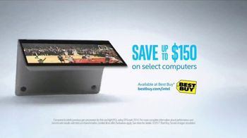 Intel TV Spot, 'Outdated Equipment: Save' Feat. LeBron James, Jim Parsons - Thumbnail 4
