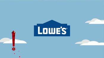 Lowe's Go Fourth Holiday Savings TV Spot, 'Velocity: Appliances' - Thumbnail 6