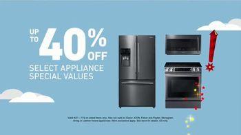 Lowe's Go Fourth Holiday Savings TV Spot, 'Velocity: Appliances' - Thumbnail 5