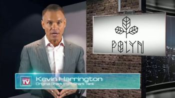 SKINourishment Polyn TV Spot, 'Feed Your Skin' Featuring Kevin Harrington - Thumbnail 1