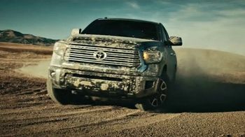 Toyota Tundra TV Spot, 'Dale duro' [Spanish] [T1] - 96 commercial airings