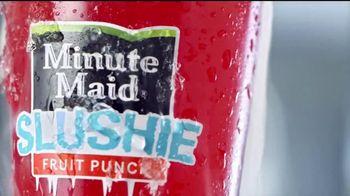 McDonald's Minute Maid Slushies TV Spot, 'Totally Chill' - Thumbnail 1