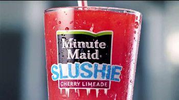 McDonald's Minute Maid Slushies TV Spot, 'Totally Chill' - Thumbnail 3