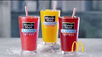 McDonald's Minute Maid Slushies TV Spot, 'Totally Chill' - Thumbnail 6