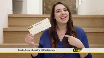 Ebates TV Spot, 'Big Fat Check'