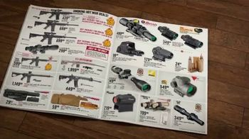 Bass Pro Shops 2nd Amendment Sale TV Spot, 'Rifle and Riflescope' - Thumbnail 4