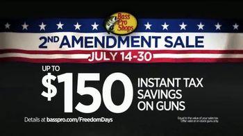 Bass Pro Shops 2nd Amendment Sale TV Spot, 'Rifle and Riflescope' - Thumbnail 5