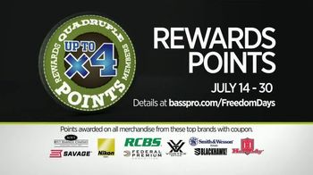 Bass Pro Shops 2nd Amendment Sale TV Spot, 'Rifle and Riflescope' - Thumbnail 6