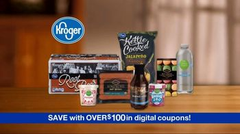 The Kroger Company TV Spot, 'Make Every Meal the Greatest' - Thumbnail 7