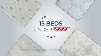 Mattress Firm 4th of July Sale TV Spot, 'Final Days: Free Adjustable Base' - Thumbnail 5