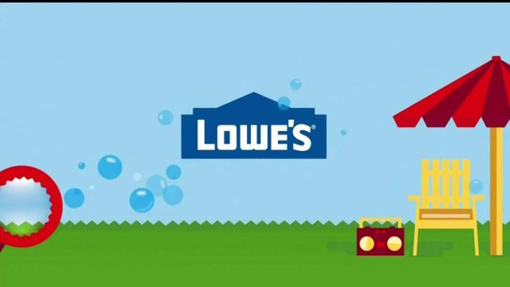 Lowe's Ofertas de Verano TV Commercial, 'Roundup y Ortho Home Defense'