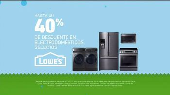 Lowe's Ofertas de Verano TV Spot, 'Roundup y Ortho Home Defense' [Spanish] - Thumbnail 4