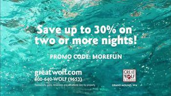 Great Wolf Lodge TV Spot, 'Adventure Seekers' - Thumbnail 10