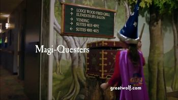 Great Wolf Lodge TV Spot, 'Adventure Seekers' - Thumbnail 6