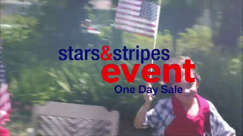 Ashley Homestore Stars Amp Stripes One Day Sale Tv Commercial Sofas Amp Queen Beds Ispot Tv