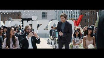 Verizon TV Spot, 'Live Wedding: Google Pixel' Featuring Thomas Middleditch - 1823 commercial airings