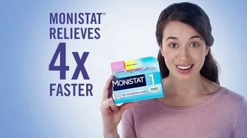 Monistat 1 TV Spot, 'Get Cured'