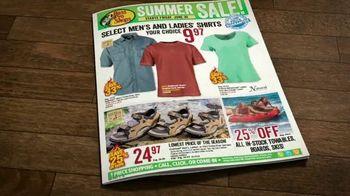 Bass Pro Shops Summer Sale TV Spot, 'Short Sleeve Shirts' - Thumbnail 5