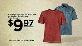 Bass Pro Shops Summer Sale TV Spot, 'Short Sleeve Shirts' - Thumbnail 6