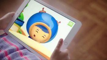 Noggin App TV Spot, 'Play-Along Videos: Part of the Team' - Thumbnail 6