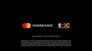 MasterCard TV Spot, 'Stand Up 2 Cancer: We Can All Do Something' - Thumbnail 10