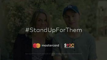 MasterCard TV Spot, 'Stand Up 2 Cancer: We Can All Do Something' - Thumbnail 2