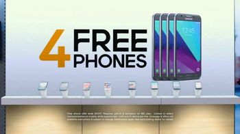 Boost Mobile Best Family Plan TV Spot, 'Easy to Switch, Easy to Save' - Thumbnail 8