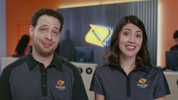 Boost Mobile Best Family Plan TV Spot, 'Easy to Switch, Easy to Save' - 8142 commercial airings