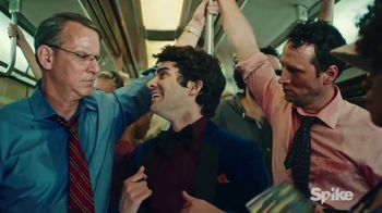 Axe TV Spot, 'Spike: One Night Only' - 2 commercial airings