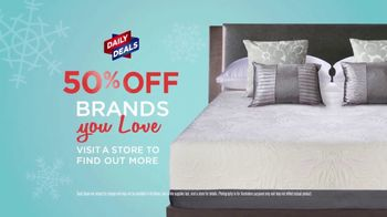 Mattress Firm Coolest Sleep Sale Ever TV Spot, 'Cooling Mattresses' - Thumbnail 5