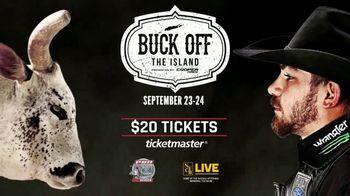 Professional Bull Riders TV Spot, '2017 Buck Off the Island: Toughest' - Thumbnail 7