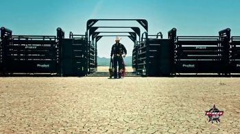 Professional Bull Riders TV Spot, '2017 Buck Off the Island: Toughest' - Thumbnail 1