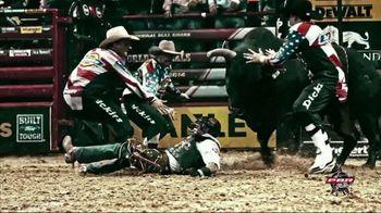 Professional Bull Riders TV Spot, '2017 Buck Off the Island: Toughest' - Thumbnail 4