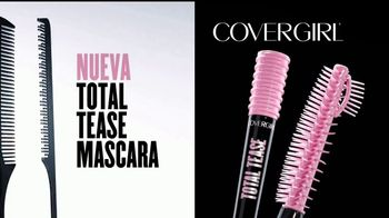CoverGirl Total Tease Mascara TV Spot, 'Secreto' con Katy Perry [Spanish] - Thumbnail 2