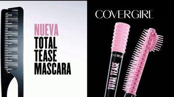 CoverGirl Total Tease Mascara TV Spot, 'Secreto' con Katy Perry [Spanish] - Thumbnail 8