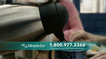 Miracle-Ear TV Spot, 'Morning Bustle' - Thumbnail 3