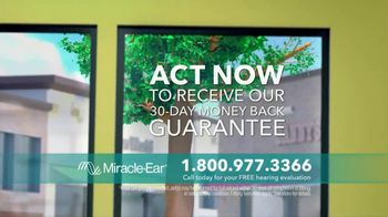 Miracle-Ear TV Spot, 'Morning Bustle' - Thumbnail 8
