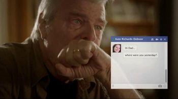 Veterans Crisis Line TV Spot, 'Father & Daughter' - Thumbnail 4