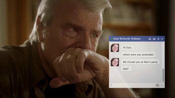 Veterans Crisis Line TV Spot, 'Father & Daughter' - Thumbnail 5